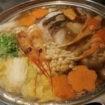116249246 - 本日の海鮮鍋