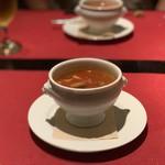 Puropera - スープ ミネストローネ
