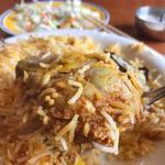 パキスタン レストラン - チキンビリヤニ