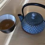 イワシビル - お茶
