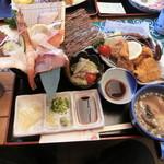 116258252 - きたい丼、揚げ物セット(1,500円)