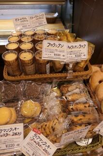 ブーランジェリー ボヌール - 焼菓子