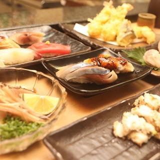 初めての方にも、安心して本格寿司屋を。