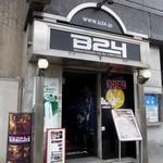 B24 - 入口[地上](2012/02/15撮影)