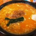 来来軒 - タンタン麺\780 月水曜は\390