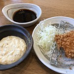 うんの - 白身魚のフライ