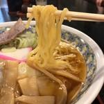 栄屋本店 - 麺