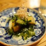 116260882 - 季節野菜のおひたし