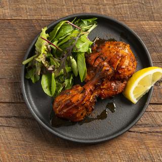 インドの代表的料理「タンドール・チキン」