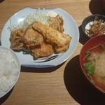 美味 秋藤 - 日替り定食 800円