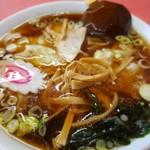 珍満茶楼 - 雲呑麺 740円