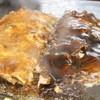 Hamaya - 料理写真:こだわりのソースは3種類。甘いソースと辛いソースのハーフ&ハーフで。