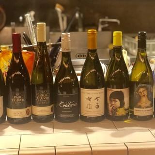 ワインは魅惑の南アフリカに特化!どっぷりと楽しんで下さい。