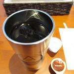 ALL SUNDAY - ASコーヒー(ICE)