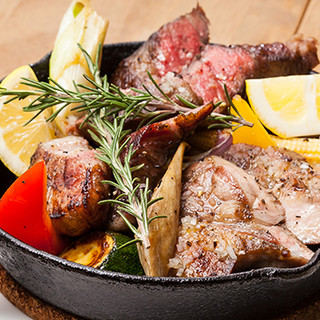 京都中勢以のこだわりぬいた熟成肉をお召し上がりください♪