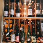 オリヴィエオドラン - 私は見た事無いボトルだらけ。