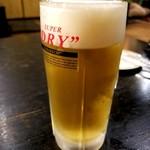 七厘 - ビール
