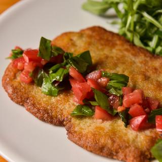 イタリア定番料理と毎日かわるおすすめメニュー