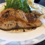 理尾レストラン - 鮭バタームニエル ランチ