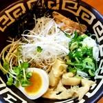 麺恋 佐藤 - 油そば 700円