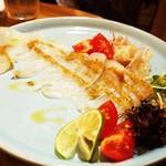 ヨネザワ - 鯛のカルパッチョ
