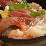 Dining 花 - 海鮮丼!!!!
