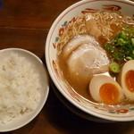 あじゅち屋 - 源味ラーメン