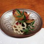 馳走 麹屋 - 金目鯛の西京焼き