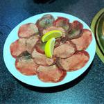 高麗亭 - 料理写真:塩タン
