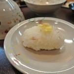 11631690 - 付出 蛤の蒸し寿司