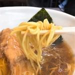 中華そば 宝 - 麺リフト