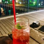 goodspoon - ノンアルコール カクテル「シャーリーテンプル」