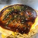 広島スタイル お好み焼 くじら - 料理写真:うんもう、たまんないっす