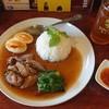 ロイロイ - 料理写真:カオカームゥ¥880-
