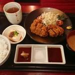 つづみ留次郎 - タンカツ¥850-