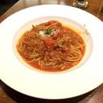 Rosso - 鶏セセリとフレッシュトマトのトマトソース