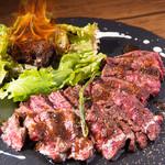 STEAK HOUSE & BBQ BALCONIWA - 熟成ハラミステーキ