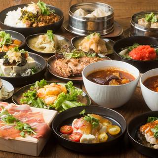 グルメな人が通う奥恵比寿、気軽に美味しい中華を食べたい人へ