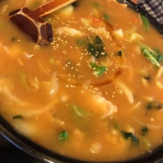 中国料理 廣河 - ピリ辛味噌ちゃんぽん◎