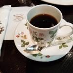 亜麻亜亭 - コーヒー。