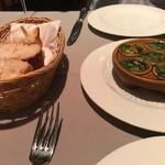 ビス - ムール貝のオーブン焼き