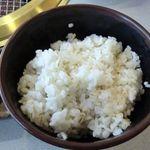 赤門 - 麦飯