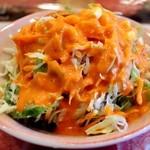 Rajan - 料理写真:よく見るタイプのソースと思いきや美味しさは抜群
