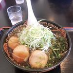 麺辰 - 特製鶏中華 ¥780