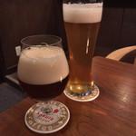 116350683 - 箕面ビール/W-IPAと奈良酒造/ケプラーのLサイズ
