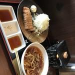 新潟牛華堂 - 料理写真: