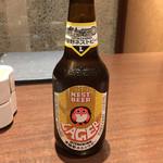 茨城地産地消の店 全席個室 もんどころ - キンキンに冷えた地ビール!