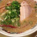 スープ食道 宝 - 宝ラーメン