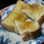 11636821 - トーストセット(800円)のトースト