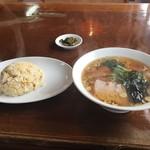 中国料理 昇龍 - 料理写真:ラーメン炒飯セット